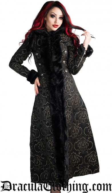 Royal Shieldmaiden Coat