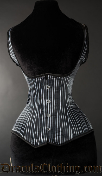 Skellington Shoulder Corset