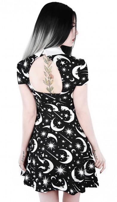 Killstar Under The Stars Skater Kleid
