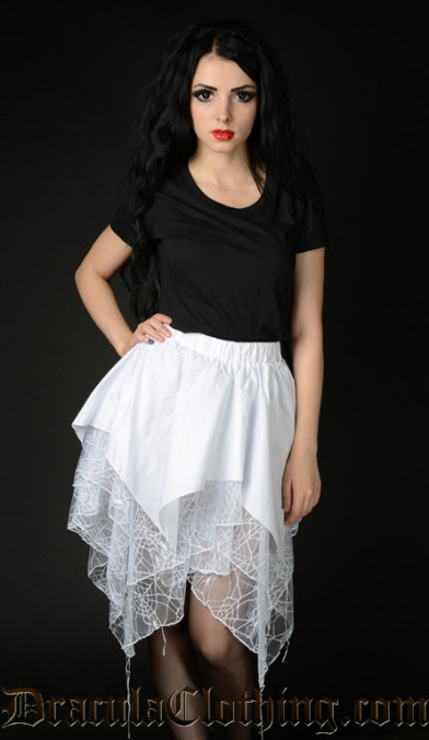 White Widow Skirt