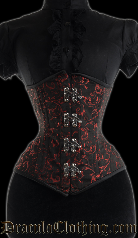 Ruby Extreme Waist Clasp Corset